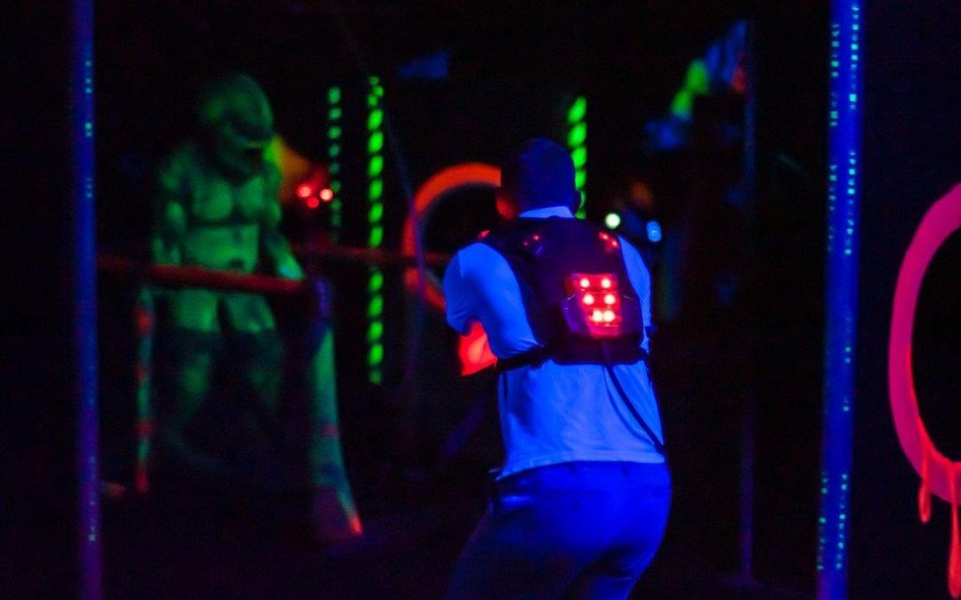 Laser tag- Counter strike uživo koji je zaludeo decu širom sveta